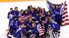 USA end Canada's golden streak with penalty shootout win the women's ice hockey final at Winter Olympics 2018