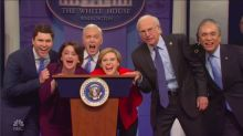 'Saturday Night Live': Democratic Candidates Interrupt White House Coronavirus Press Conference (Watch)