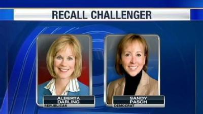 Darling Not Sure Of Recall Election Victory