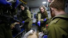 Under cover of night, Syrian wounded seek help from enemy Israel