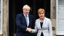Boris Johnson's bungled management of the pandemic is accidentally making a terrific case for Scottish independence