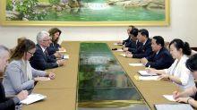 UN official says N. Korea needs food, medicine, clean water