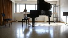 Greek prodigy pens 'Isolation Waltz' for a world in lockdown
