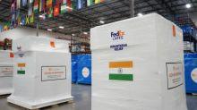 FedEx envía a India ayuda crítica para la COVID-19