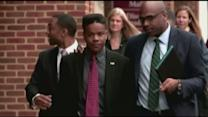 UVA Student Martese Johnson Makes First Court Appearance