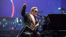 'I am extremely unwell': Elton John postpones Indianapolis farewell show to 2020 due to illness