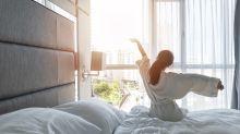 People have seen their sleep improve during the coronavirus lockdown, say scientists