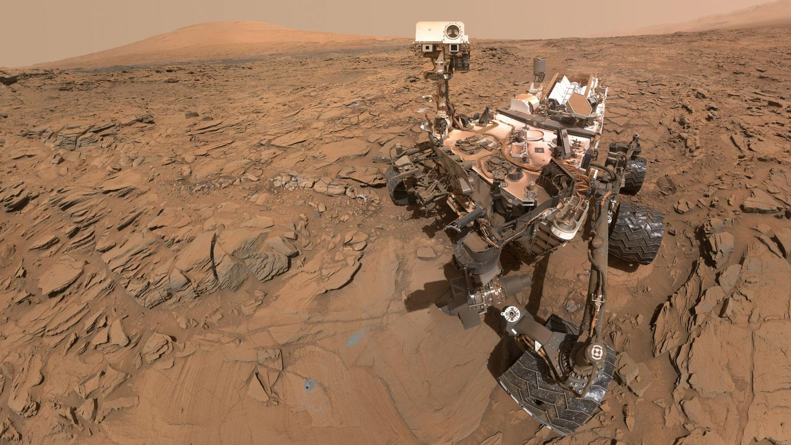 mars rover findings - HD 1600×900