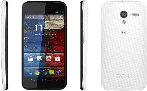 Moto X Developer Edition for Verizon now available for $650 (update: GSM and Droid Maxx details)