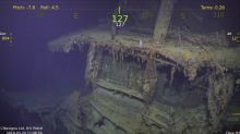 Team backed by Microsoft co-founder locates USS Helena wreck