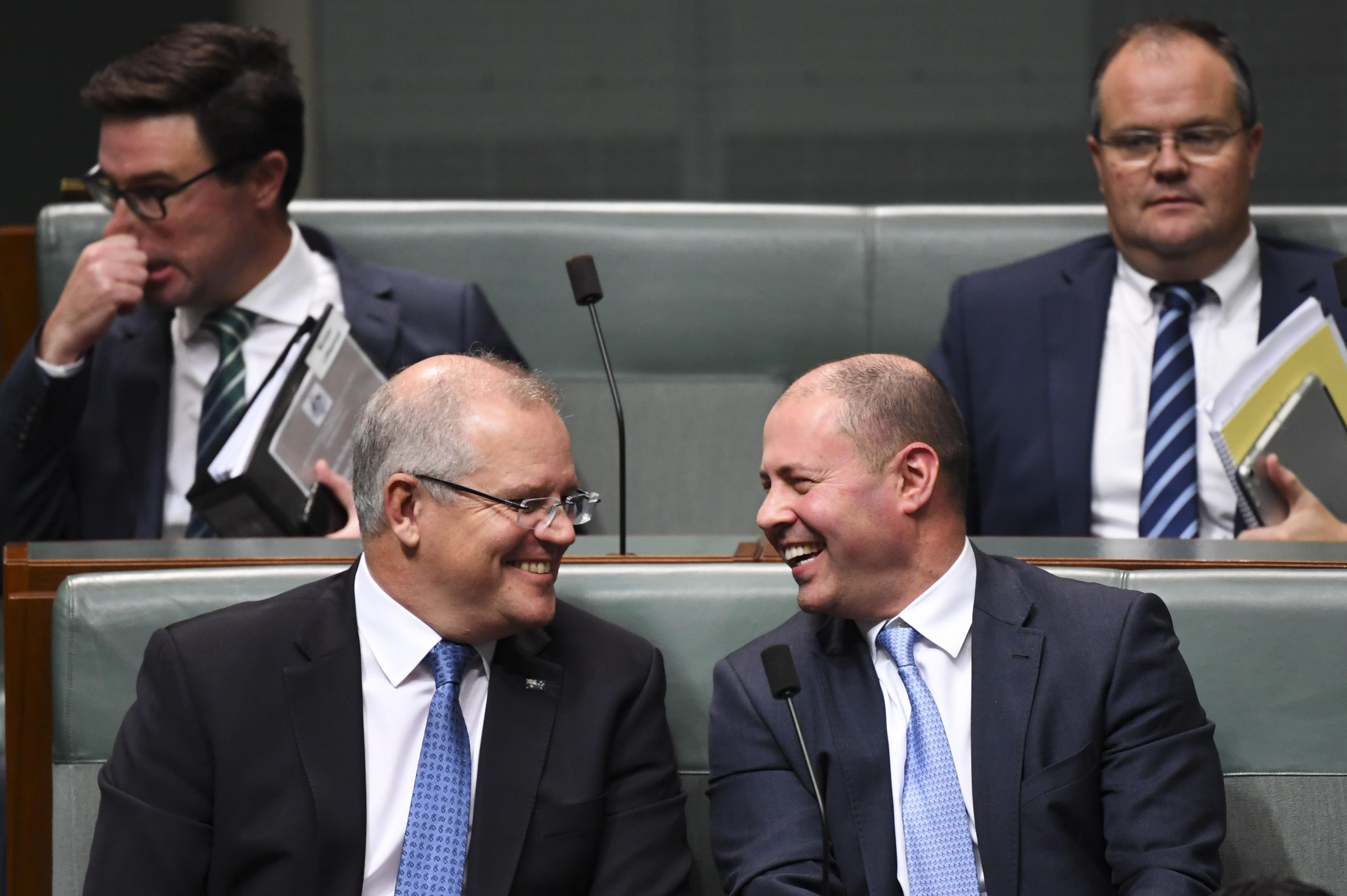 Australia's weak economy has been 'deliberately engineered'