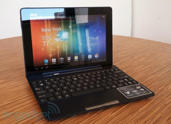 ASUS Transformer Pad TF300 review