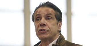 Ex-Cuomo aide: I came to work 'nauseous' after kiss