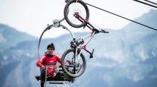 VTT descente - CM - VTT descente: Amaury Pierron blessé et forfait pour la saison