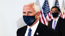 Pence Tells Governors Masks Are Helping Turn the Tide on Coronavirus in Arizona