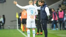 Foot - L1 - OM - André Villas-Boas (OM) défend Dario Benedetto