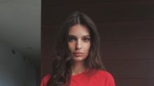 People are body-shaming Emily Ratajkowski over her 'weird' bellybutton