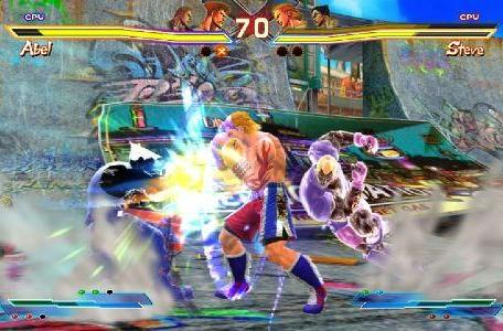 Street Fighter X Tekken Vita producer gives his all in new trailer