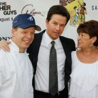 Mark Wahlberg and brother Donnie pay tribute to 'amazing' mother Alma after her death aged 78