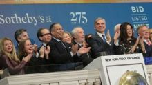 Telecoms mogul dials up $3.7bn takeover of Sotheby's