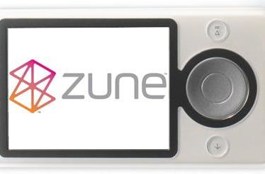 Zune zooms straight past gaming?