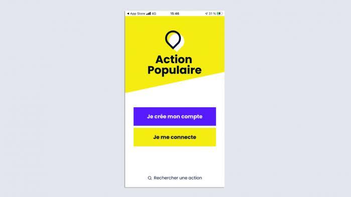 """Présidentielle 2022 : la nouvelle application de la France Insoumise correspond au """"vieux fantasme de la parole directe"""", analyse un politologue"""