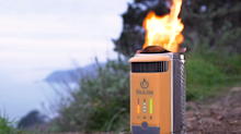 Two Americans invented a wood burning stove that could save millions of lives – and it also charges your phone