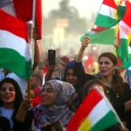 Syria Kurds hold first local vote to cement federal push