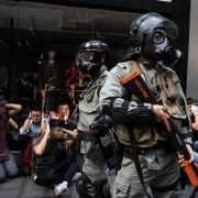 香港抗議活動與利比亞戰爭 一份安理會聲明折射德國的左右為難