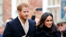 What We Know About Meghan And Harry's Wedding Food