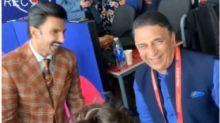Ranveer and Gavaskar Groove to Badan Pe Sitare, Leave Us in Splits