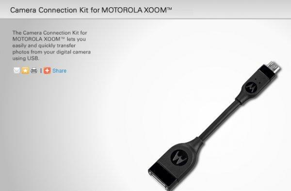 Xoom Camera Connection Kit makes us lust for Photoshop on Honeycomb