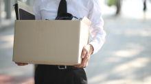 UK redundancy payouts drop to 10-year low