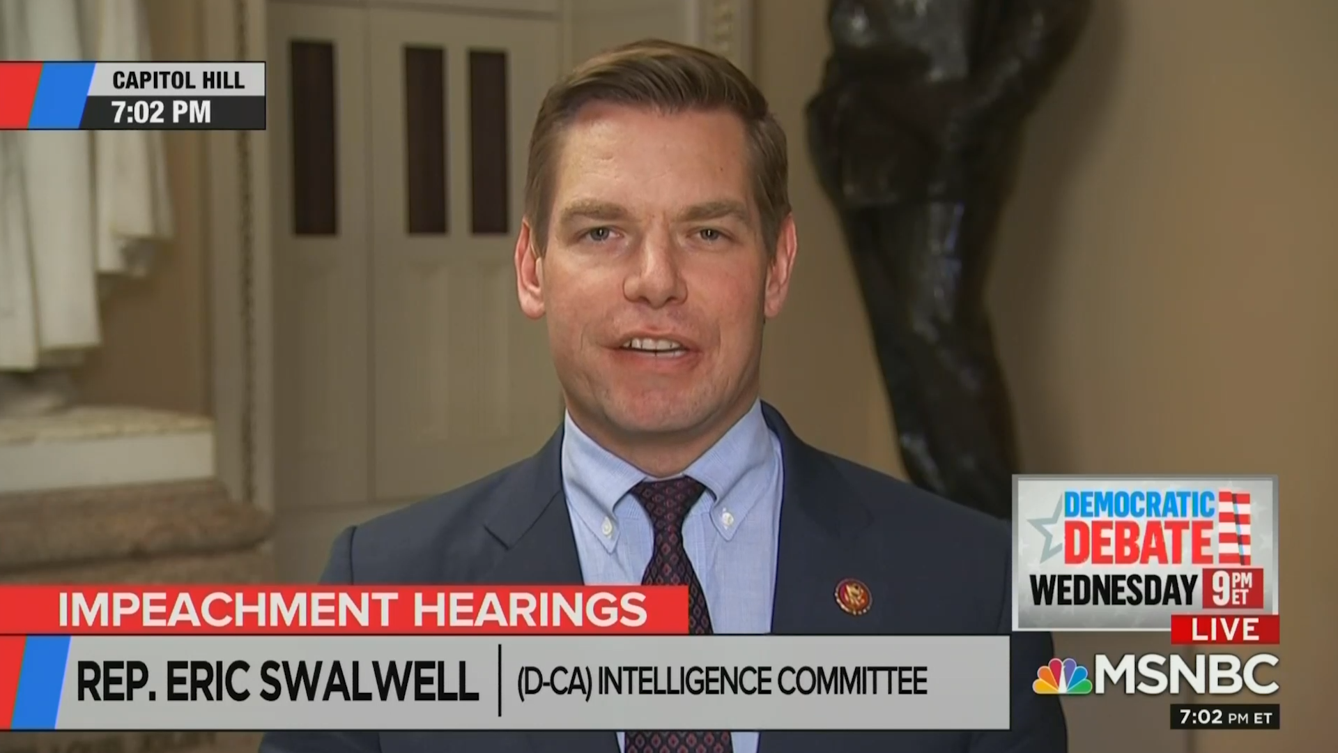'Fartgate' trending after congressman appears to break wind during live interview