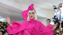 Lady Gaga jokes she almost had her 'whole body X-rayed' after nasty stage fall