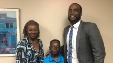 'The only thing my son is guilty of is being a black boy': Mom of 10-year-old charged with assault for dodgeball injury speaks out as case dropped