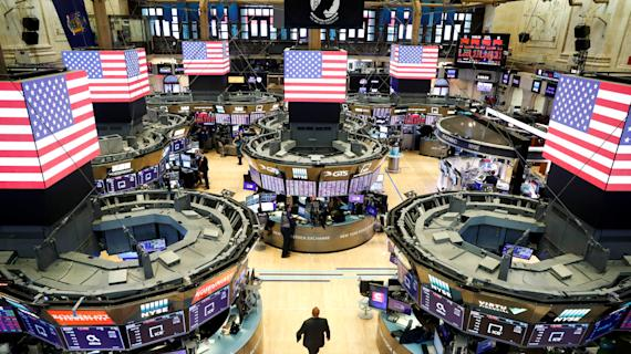 Stock futures flat after recovery from sell-off, Dow's best day since March