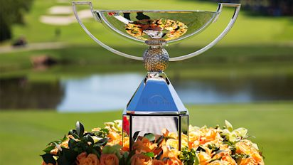 Live leaderboard: Final round of Tour Championship