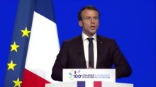 Emmanuel Macron Really Does Not Like Being Whistled At