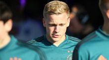 Van de Beek sat out Ajax friendly due to 'developments' amid Man Utd speculation – Ten Hag