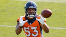 Jonathon Cooper feeling great with Broncos after three heart procedures this offseason