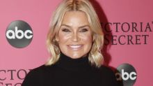 'Finally back to the original 1964': Yolanda Hadid ditches implants and Botox for 55th birthday