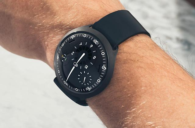 Ressence's $48,800 connected mechanical watch arrives in April