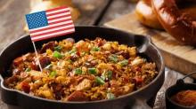 World Cup Party: Viva USA! All the Carbs!