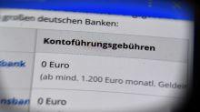 Studie: Nur wenige Banken erhöhen die Gebühren