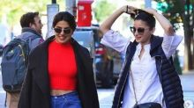 Watch: Alia Bhatt and Priyanka Chopra Spotted Together in New York