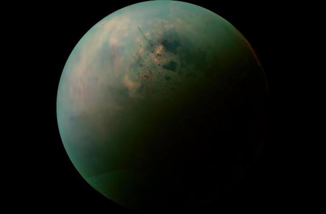 A molecule found on Saturn's moon Titan could foster life