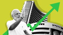 Modi wave sweeps market: Sensex crosses 40,000 for first time ever, Nifty breaches 12,000
