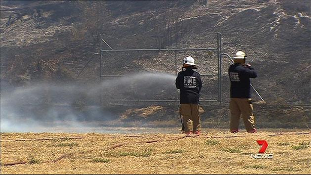 Authorities brace for severe fire conditions