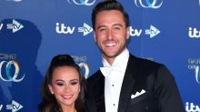 Dancing on Ice couple Alexander Demetriou and Carlotta Edwards announce split